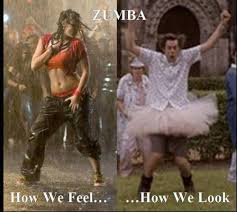 Funny Zumba Memes - zumba how we look