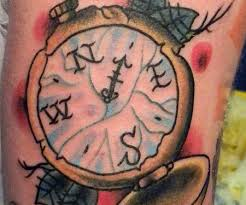 compass tattoo under breast top 10 compass tattoo designs