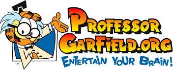 Image result for professor garfield