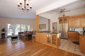 kitchen designs for split level homes split level kitchen remodel open floor plans a trend for modern living photos hgtv tags kitchen designs for split level
