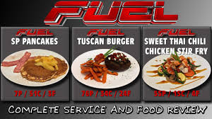 cuisine fitness fuel up meal prep service complete food review plus all