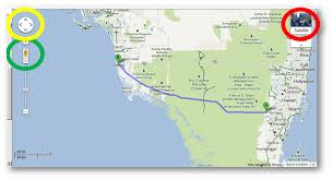 In And Out Map Alligators And The Tamiami Trail U2013 Rich U0027s Ride