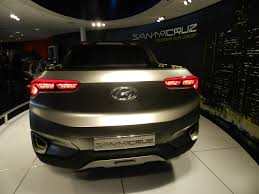 hyundai crossover truck naias 2015 u2013 its all about the trucks thesupplierblog