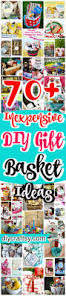 70 inexpensive diy gift basket ideas diy gifts basket ideas