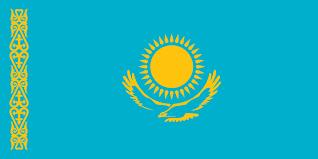 Slavic Flags Kazakhstan Flag National Flag Of Kazakhstan Einfon