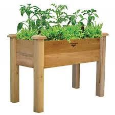gronomics rustic planter box rpb 18 34 free shipping everyday