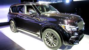 nissan infiniti 2015 2015 infiniti qx80 limited exterior and interior walkaround