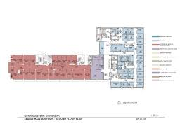 University Floor Plans Searle Student Health Facilities Management Northwestern University