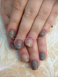 eye candy nails u0026 training wild mink gel polish with gold