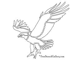 bats stencils free eagle stencil free stencil gallery