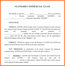 3 commercial property lease agreement template purchase