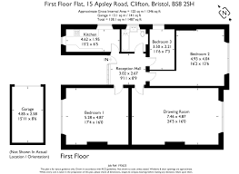 Apsley House Floor Plan 3 Bedroom Property For Sale In Apsley Road Clifton 500 000