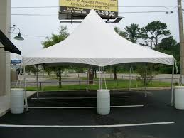 white tent rental mobile popcorn and party rentals