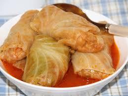 ukrainian cabbage rolls