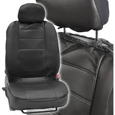 nissan altima leather seat covers motor trend synthetic leather car seat covers front pair set of 2