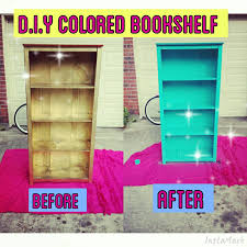 d i y glamorized bookshelf youtube