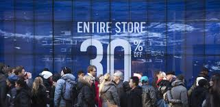 best thanksgiving day deals shoppers gobble up thanksgiving weekend deals nbc news