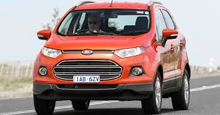 ford ecosport to ditch tailgate mounted spare get new cabin