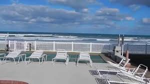 New Smyrna Beach Florida Map by Point East Oceanfront Pool In New Smyrna Beach Florida Youtube