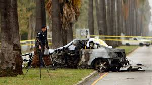 smart car crash car hacking report refuels concerns about michael hastings crash