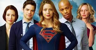 Seeking Tv Series Cast Is Supergirl Introducing Superwoman In Season 1 Supergirl Tv