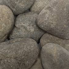 pebbles landscape rocks hardscapes the home depot