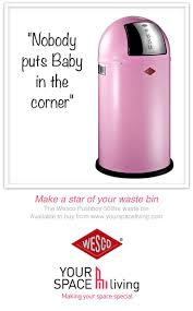 Pink Kitchen Accessories by 17 Best Kitchen Dustbins Images On Pinterest Kitchen Bins