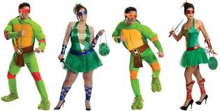 Ninja Turtle Halloween Costume Girls Spooky Halloween Store Costumes Amazing Teenage Mutant
