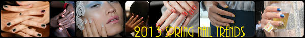 nail ideas 2013 spring nail trends 10 pretty fingers
