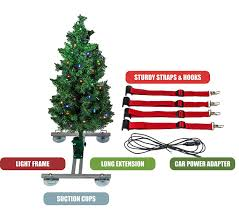 amazon com the christmas car tree the only christmas tree for