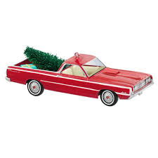 hallmark 2014 1968 ford ranchero gt truck ornament