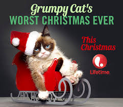 19 Awesome Grumpy Cat Christmas - this is what happens when viral memes get turned into movies