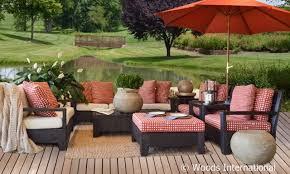 Patio Table Decor Get Your Outdoor Space Summer Ready With These 4 Outdoor Furniture