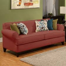 modern nevis sofa color red wine home furniture design ideas