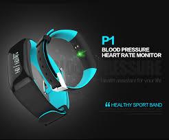 life bracelet app images P1 bluetooth smart band blood pressure monitor heart rate monitor jpg