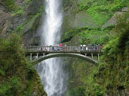Multnomah Falls Map 9 Of The Most Magnificent Waterfalls In The Northwest
