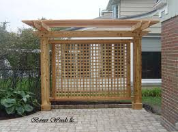 Outdoor Patio Privacy Ideas by Can Be Used Backyards Backyard Patio Privacy Screens Outdoor