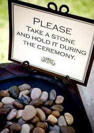 wishing stones wedding oathing stones blessing stones wishing stones 150 count from