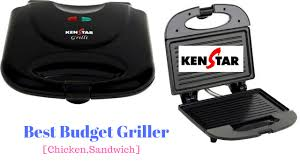 Which Sandwich Toaster Kenstar Grilly How To Grill Chicken Breast Best Budget