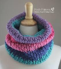 crochet pattern crochet scarf pattern crochet cowl pattern
