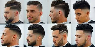 new haircuts and their names haircut names for men types of haircuts men s haircuts