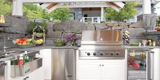 House Kitchen Appliances - outdoor appliances u0026 equipment landscaping network