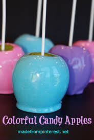 colorful candy apples red candy colorful candy and candy apples