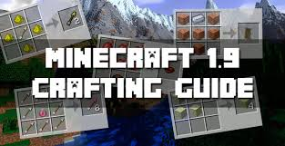 Enchanting Table Recipe Minecraft 1 9 Crafting Guide All Recipes