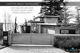 Burglars by 5 Myths About Burglars U2013 How Secure And Safe Is Your Luxury Home