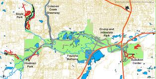 Buffalo Creek Trail Map Fourche Bottoms Park Time To Make It Happen Trails Of Arkansas
