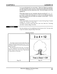 differentiated math materials and programs choices for learning