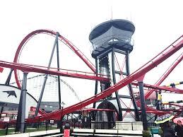 Great America Six Flags Rides Six Flags Great America U0026 Dare Devil Dive U2013 Wandering Worldwide