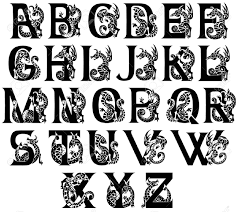 ornate gothic letter google search lettering pinterest ornate gothic letter google search