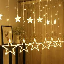 battery powered christmas lights amazon star light curtain home shop decor end 12 14 2018 15 pm incredible